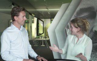 Video samenwerking met Deloitte