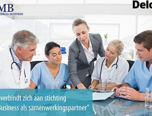 Deloitte samenwerkingspartner van Stichting Medical Business