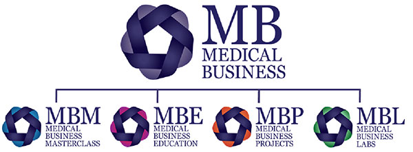 Medical Business Boomdiagram
